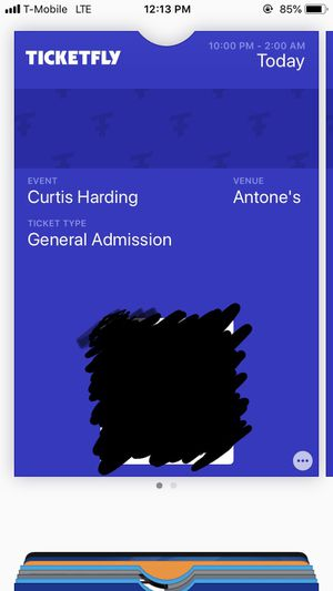 Curtis Harding tickets for Sale in Austin, TX