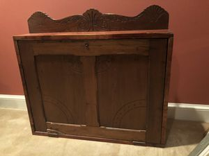 Antique wall desk for Sale in Bethesda, MD
