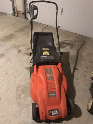 Electric lawn mower for Sale in Sterling, VA