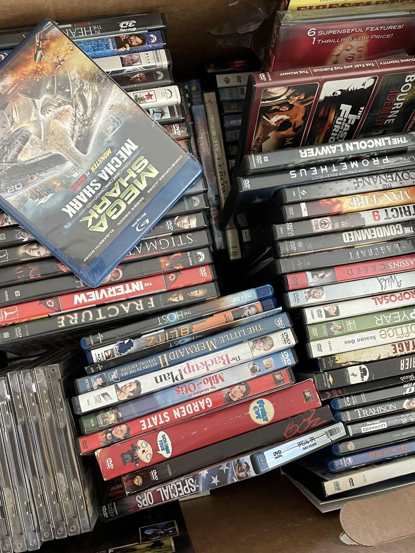 DVD $1 Each