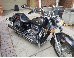 2007 Honda aero shadow 20,millas for Sale in Rockville, MD