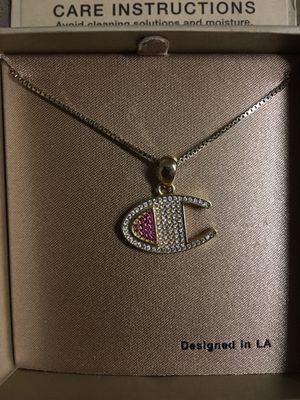 4087eae44b4 King Ice Champion Chain (gold plated) for Sale in La Mirada