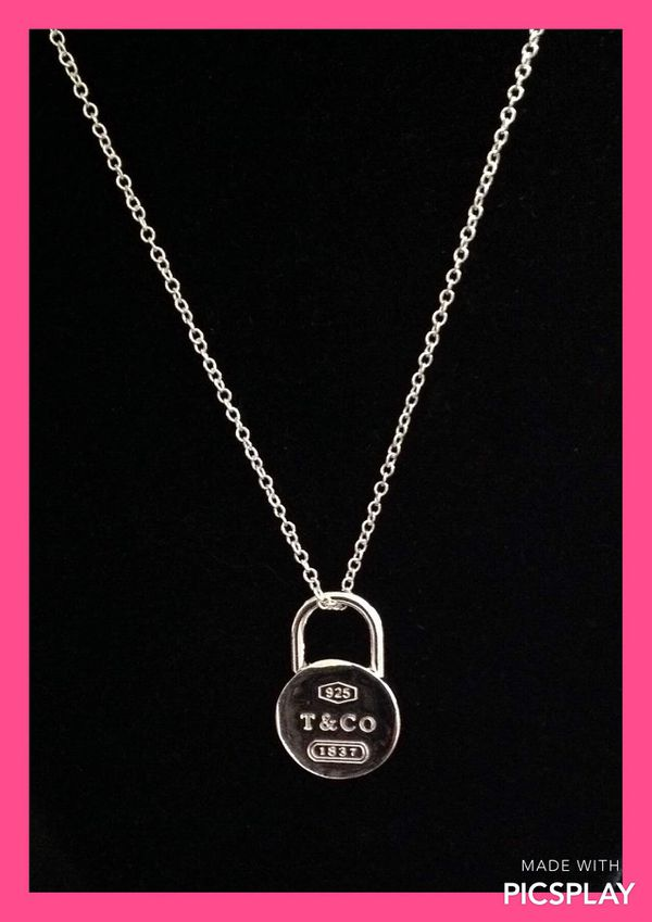 719f4df94df9 New Tiffany and Co. necklace for Sale in Mount Lemmon