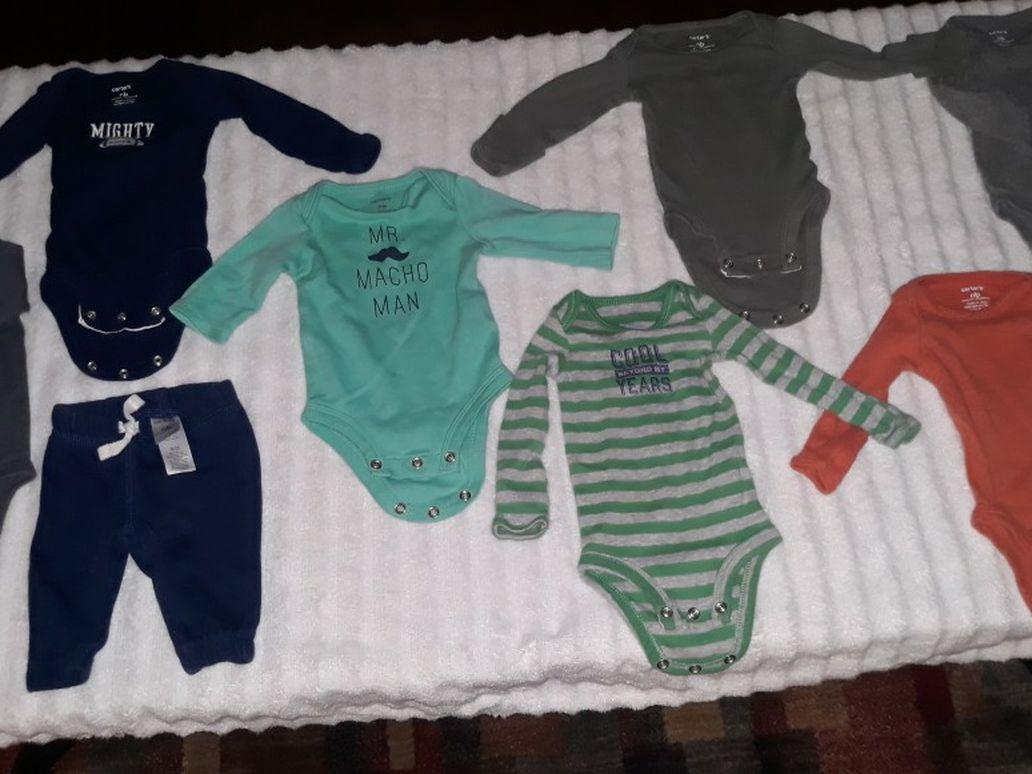 Baby Boy Clothes!(New Born)!