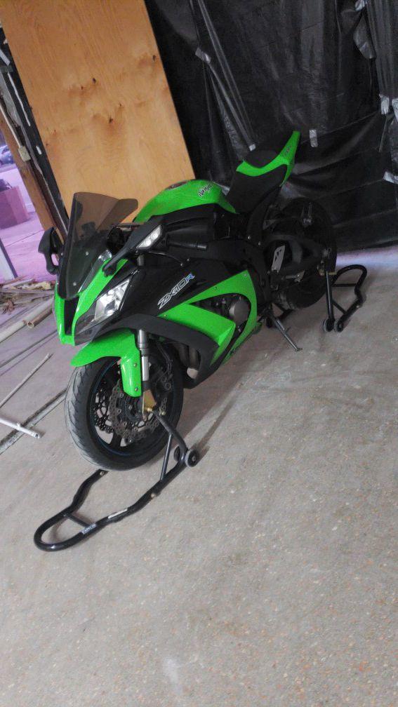 2012 Kawasaki Zx10r For Sale In Pembroke Pines Fl Offerup
