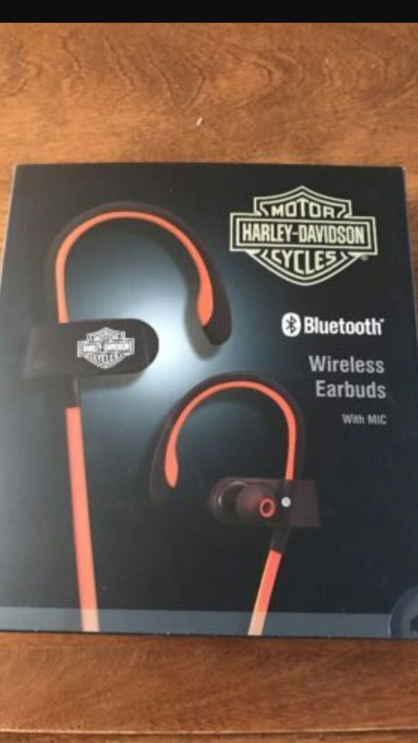 Harley Davidson Bluetooth Wireless Earbuds For Sale In Whittier Ca