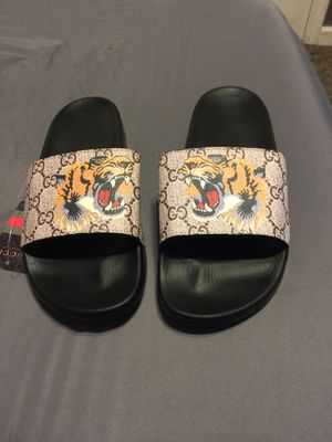 bc0bfc21d94 Gucci slides for Sale in Baton Rouge