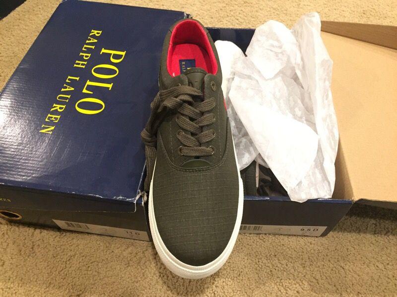 New Ralph Lauren Polo shoes