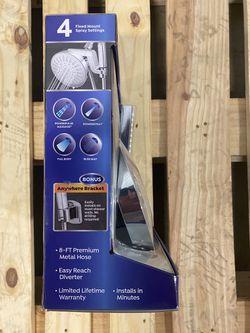 Waterpik® PowerPulse BodyWand Spa System with PowerComb™ Stream Thumbnail