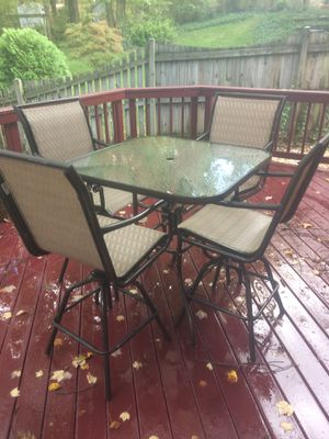 Five piece patio set for Sale in Fairfax, VA