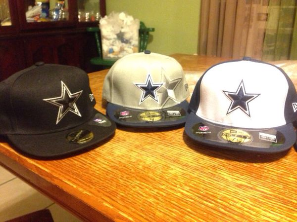 067154bd93dc7 Nfl cowboys fitted hat for Sale in Fort Worth
