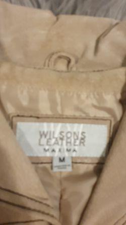 Wilson Leather Jacket Thumbnail