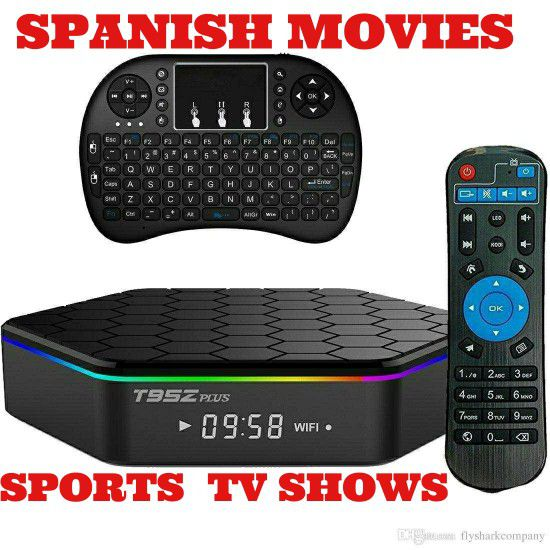 Spanish movies sports TV shows for Sale in Vallejo, CA - OfferUp