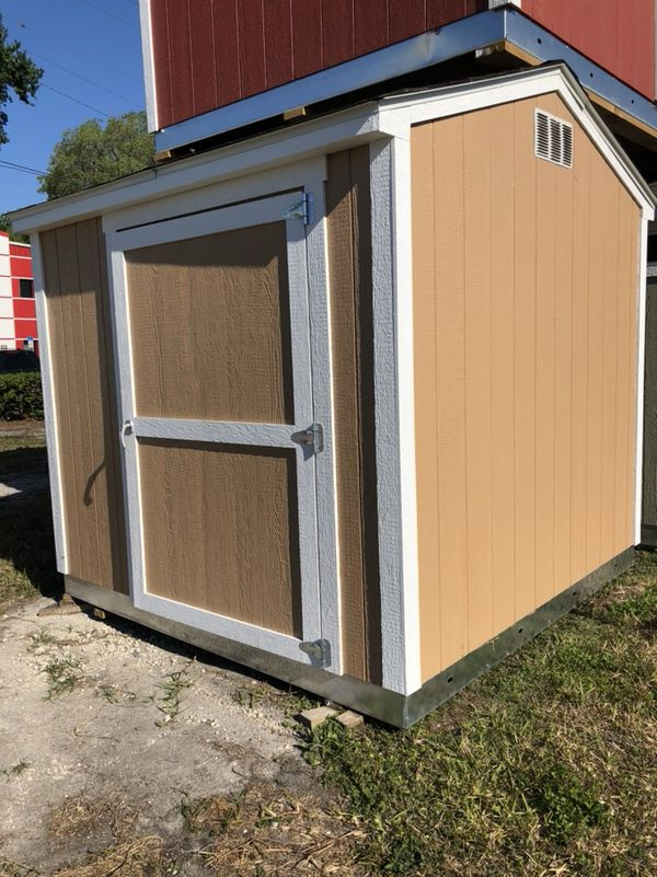 Tuff Shed 8x8 Premier Ranch For Sale In Tampa Fl Offerup