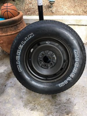 Ford F  Full Size Tire And Rim Was Spare Never Used For Sale