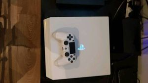 PlayStation 4 pro white for sale  Canton, KS