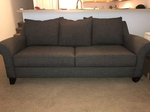 Deep grey sofa for sale for Sale in Cleveland, OH