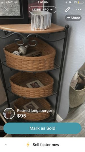 Longaberger for Sale in Pittsburgh, PA