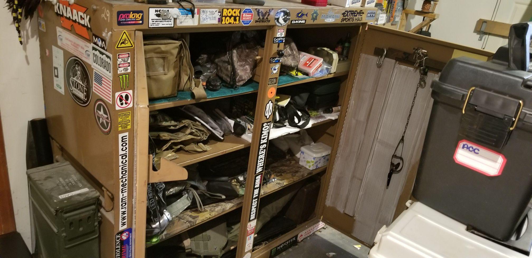 Lockable tool box 1300 obo