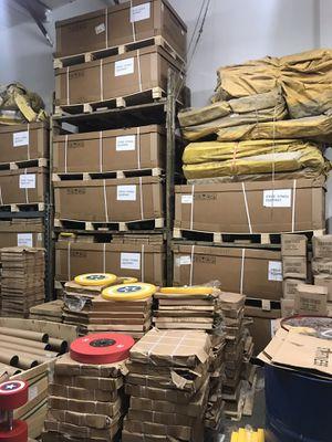 Warehouse full of custom gym equipment for Sale in Boca Raton, FL