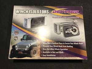 F/S: Daystar Winch Isolator for Sale in Houston, TX
