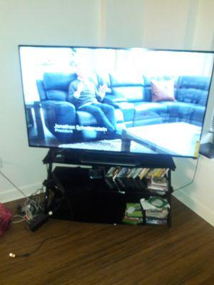 Vizio 4k xbo1 tv stand surround sound for Sale in Pittsburgh, PA