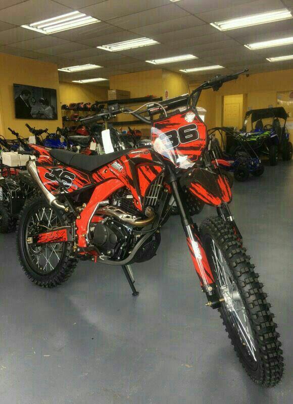 250cc Apollo rx dirt bike for Sale in Odessa, TX - OfferUp