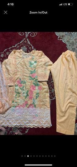 New 3 piece xl charisma laxauary Pakistani dress Thumbnail