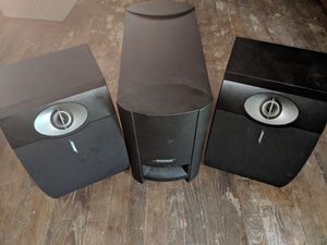 New and Used Bose for Sale in Laurel, MS - OfferUp