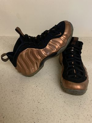 Nike Foamposite Copper Size 8. for Sale in Gaithersburg, MD