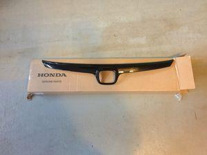 Honda Grill insert 06-08 Civic Sedan and Si for Sale in Woodbridge, VA