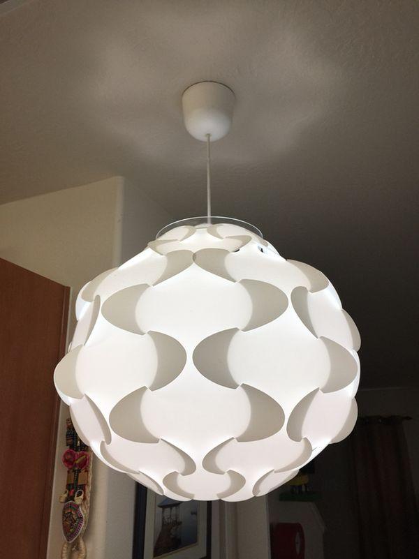 Ikea fillsta pendant lamp for sale in houston tx offerup for Ikea i 10 houston tx