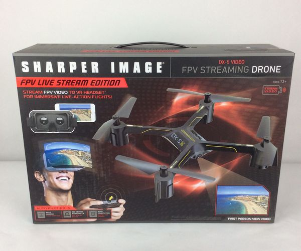 Sharper Image Fpv Streaming Drone For Sale In Phoenix Az Offerup