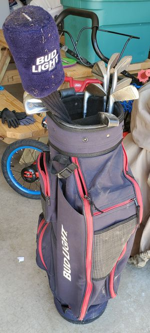 Photo Bud Light Golf Club Bag