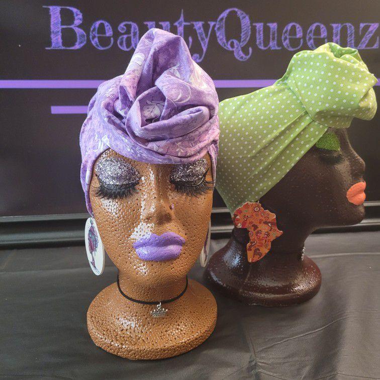 Mannequin Head Plant Holder