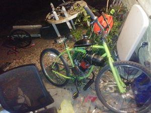 Photo Gas bike