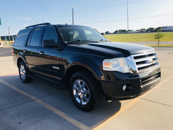 Ford Expedition W Third Row Seating Cars Trucks In Dallas Tx Offerup