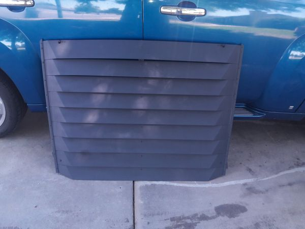 1965 1966 1967 Ford Mustang Fastback rear window louvers for Sale in  Rialto, CA - OfferUp