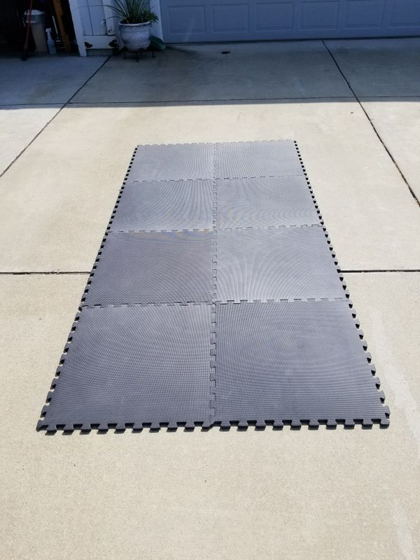 Garage workout mats household in rancho cordova ca offerup