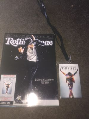 Rolling stone special commemorative issue for Sale in Las Vegas, NV