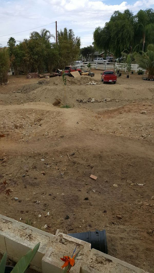 Wanted free fill dirt  for Sale in Riverside, CA - OfferUp