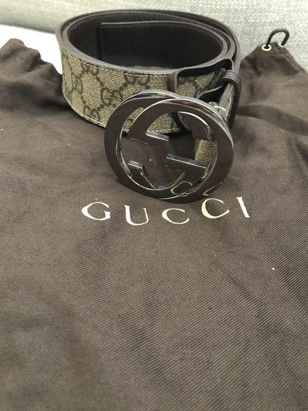 7e2ddcd3fed Gucci Beige Belt GG (Jewelry   Accessories) in Chula Vista