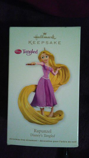 2002 Rapunzel ornament for Sale in Pittsburgh, PA
