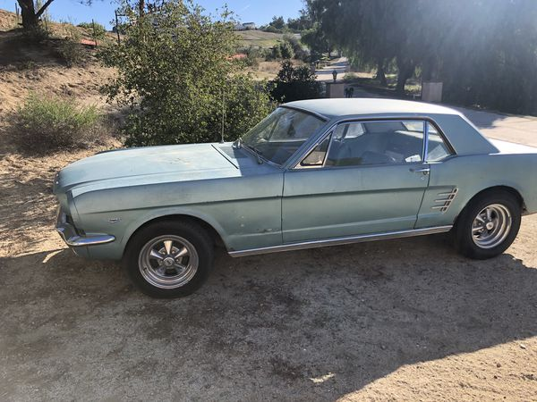 1966 Ford Mustang for Sale in Temecula, CA - OfferUp