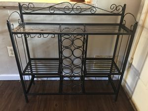 wine rack for Sale in Manassas, VA