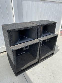 "DJ Speakers - 18"" Cerwin Vega V35  Thumbnail"