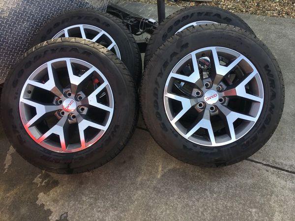 2018 Gmc Yukon Denali Wheels For Sale In San Leandro Ca Offerup