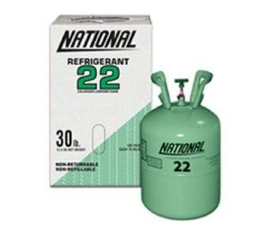 Used, New full tank R22 refrigerant for sale  US