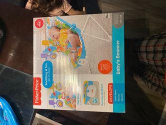 Baby bouncer/bather/sterilizer/drying racks Thumbnail