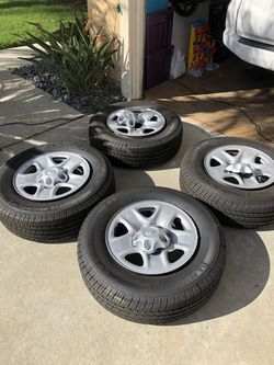Brand New Tires & Wheels Thumbnail